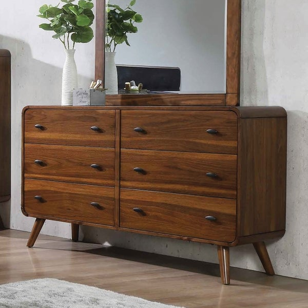 Robyn Dark Walnut Dresser