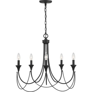 Oliver & James Lawson 5-light Candle Chandelier