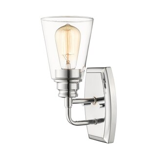 Avery Home Lighting Annora Chrome 1-light Wall Sconce