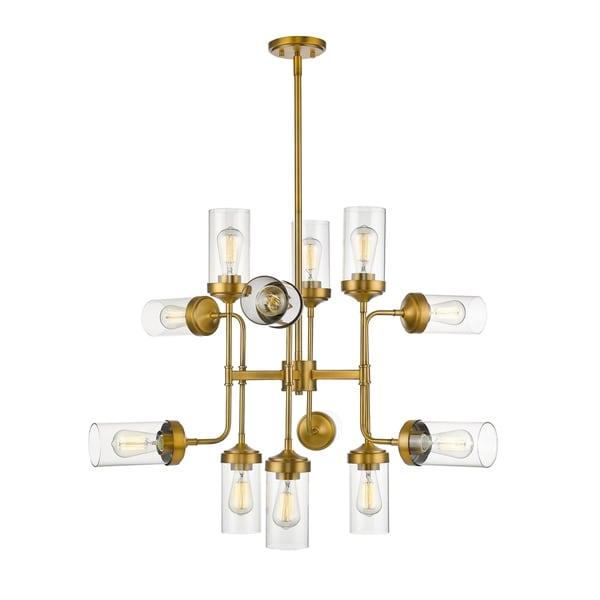 Avery Home Lighting Calliope 12-light Pendant