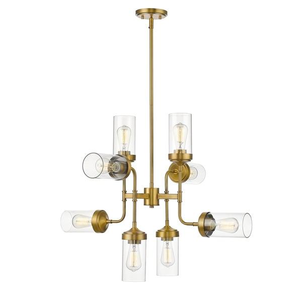 Avery Home Lighting Calliope 8-light Pendant
