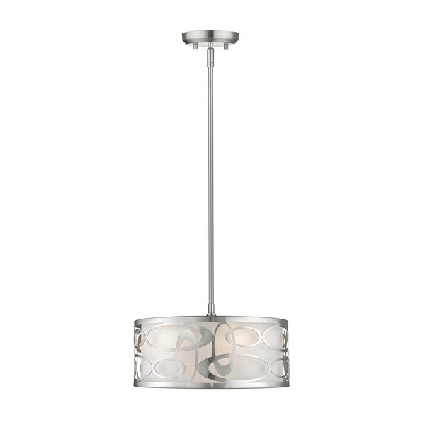 Avery Home Lighting Opal 3-light Pendant