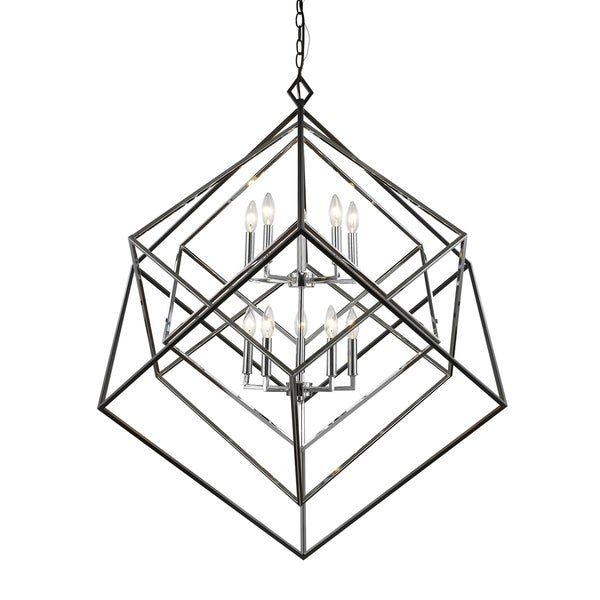 Z-Lite Euclid 10-light Chandelier
