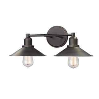 Buy dimmable wall lights online at overstock our best lighting avery home lighting casa 2 light vanity aloadofball Image collections