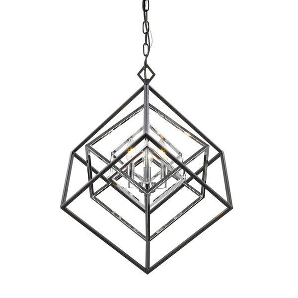 Avery Home Lighting Euclid 3-light Chandelier