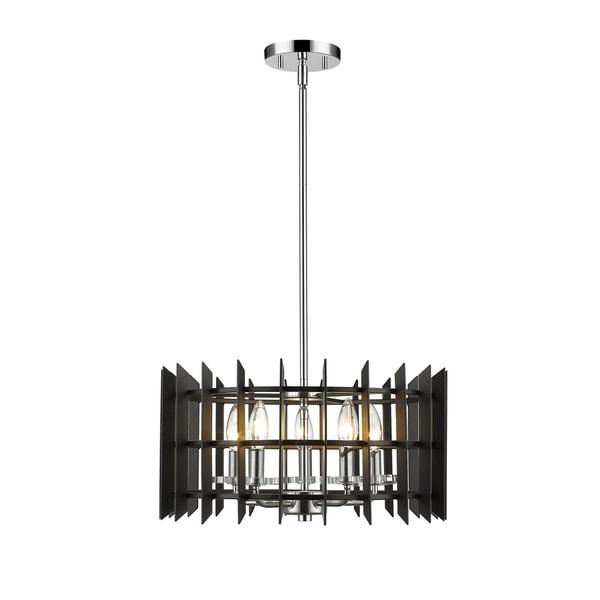 Avery Home Lighting Haake 5-light Pendant