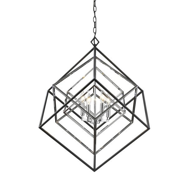 Z-Lite Euclid 4-light Chandelier