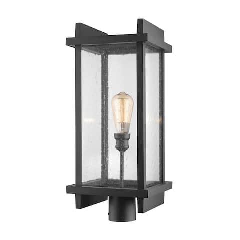 Avery Home Lighting Fallow Outdoor 1-Light Post Mount Fixture