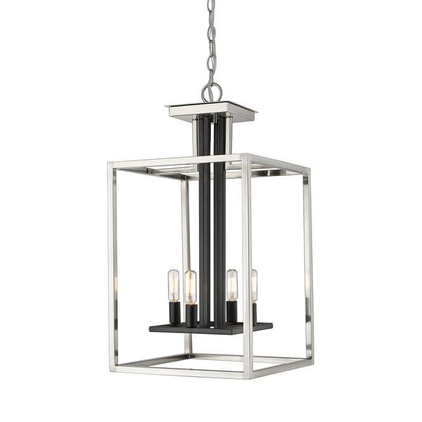 Avery Home Lighting Quadra 4-light Chandelier