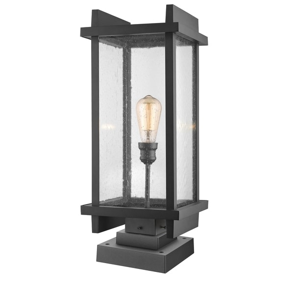 Avery Home Lighting Fallow Outdoor 1-Light Pier Mounted Fixture. Opens flyout.