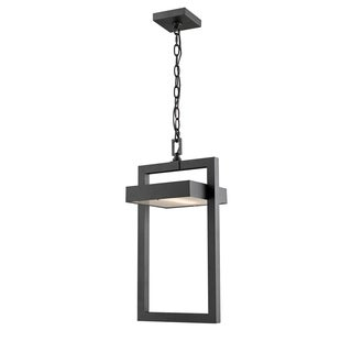 Avery Home Lighting Luttrel Outdoor 1-Light Chain Mount Ceiling Fixture