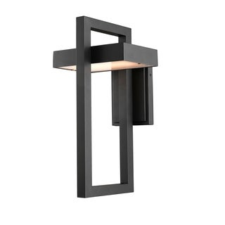 Z-Lite Luttrel Outdoor 1-Light Wall Sconce (2 options available)