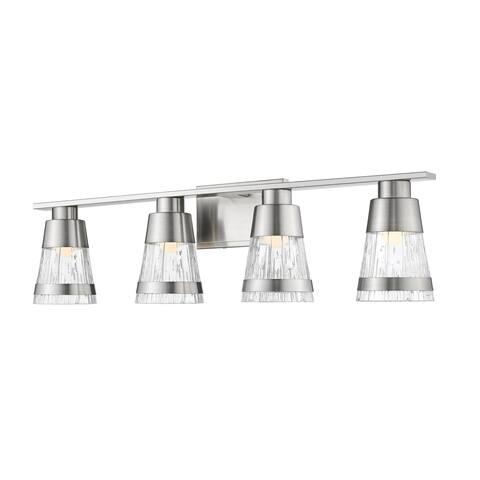 Avery Home Lighting Ethos 4-light Vanity