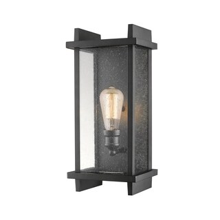 Avery Home Lighting Fallow Outdoor 1-Light Wall Sconce