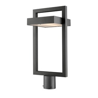 Avery Home Lighting Luttrel Outdoor 1-Light Post Mount Fixture