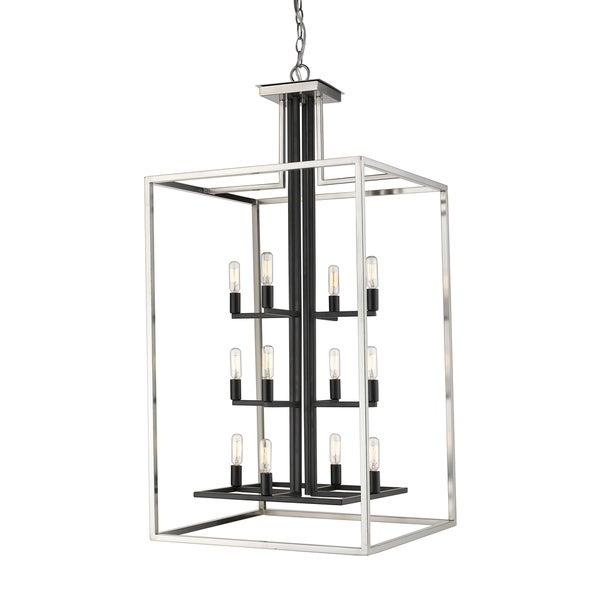 Avery Home Lighting Quadra 12-light Chandelier