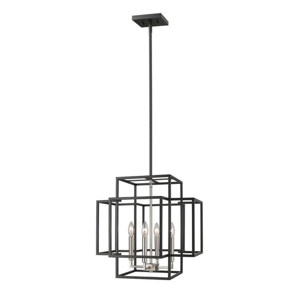 Avery Home Lighting Titania 18-inch 4-light Pendant