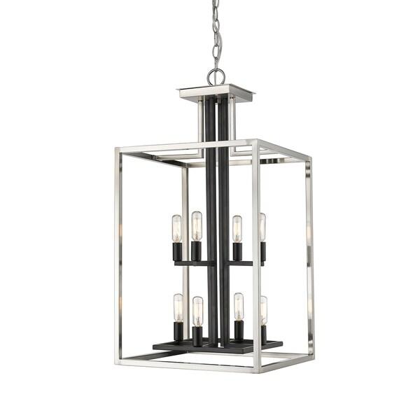 Avery Home Lighting Quadra 8-light Chandelier