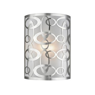 Avery Home Lighting Opal 2-light Wall Sconce