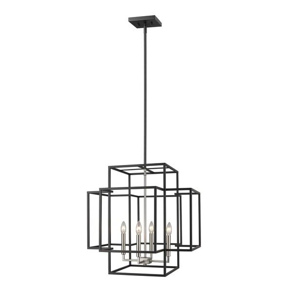 Avery Home Lighting Titania 22-inch 4-light Pendant