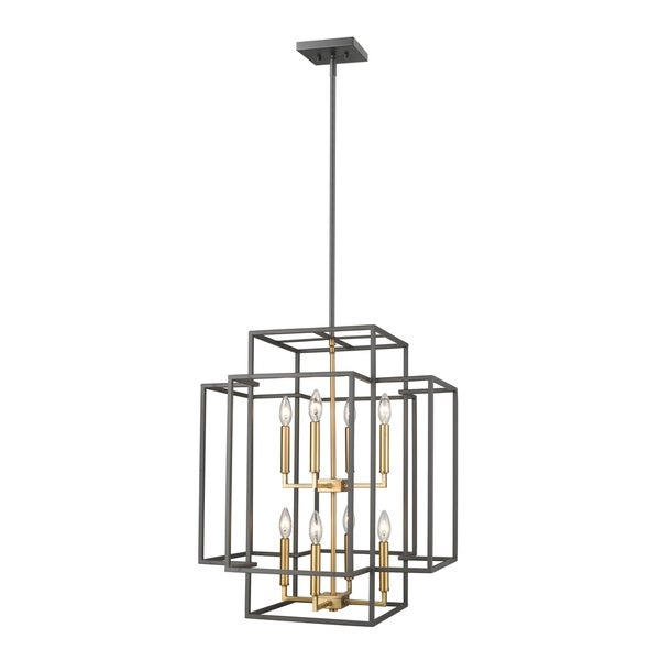 45a2eb817f1 Shop Avery Home Lighting Titania 8-light Pendant - On Sale - Free Shipping  Today - Overstock - 20876087