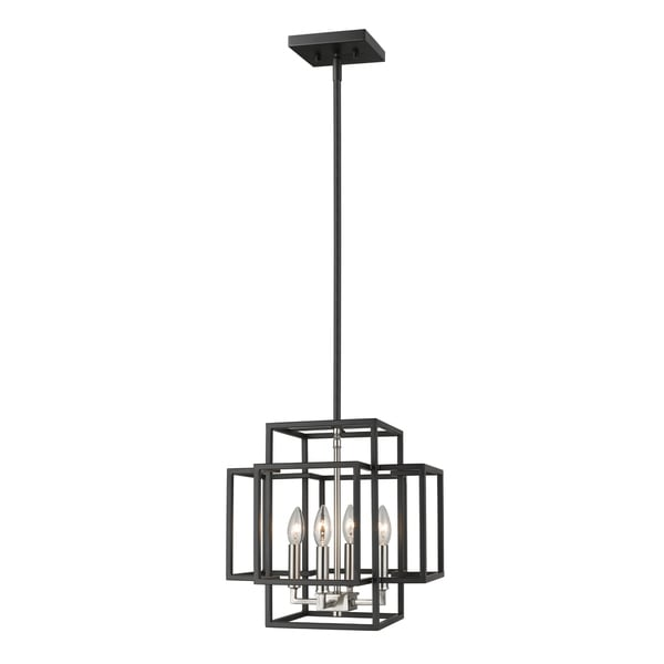 Avery Home Lighting Titania 14-inch 4-light Pendant