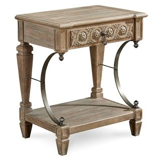 A.R.T. Furniture Arch Salvage Gabriel Bedside Table
