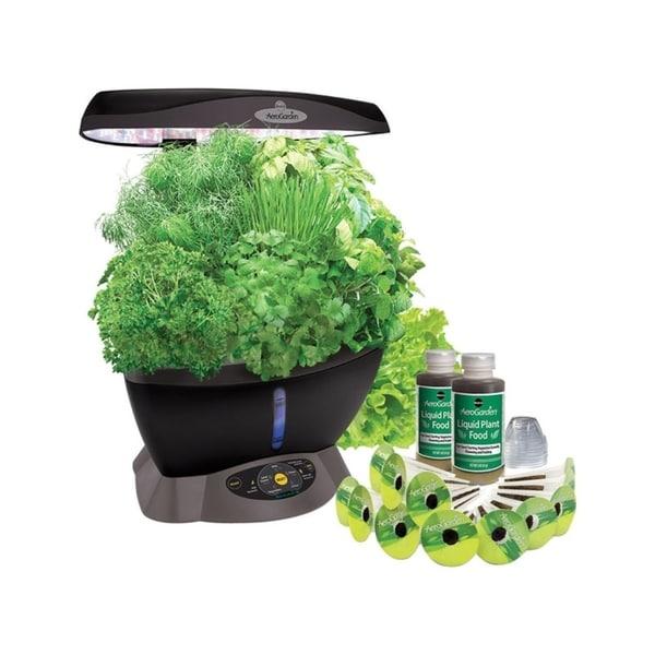 miracle gro aerogarden indoor garden grow system - Areo Garden