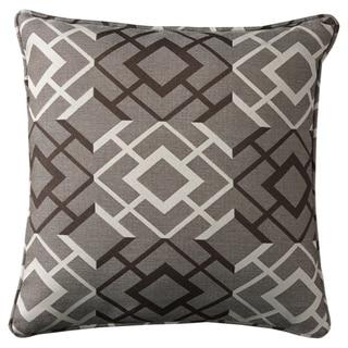 Raymond Brown Geometric Design Pillow