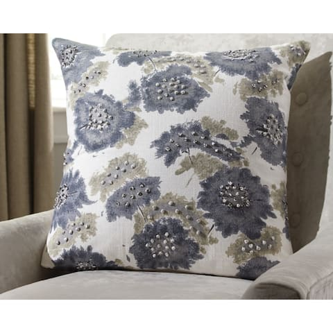 Buy Size 20 x 20 Floral Throw Pillows Online at Overstock | Our Best