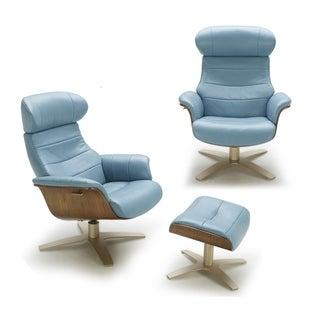Karma Blue Chair