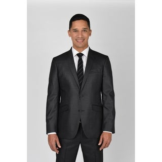 Link to Kenneth Cole Reaction Gunmetal Basketweave Suit Separate Coat Similar Items in Suits & Suit Separates