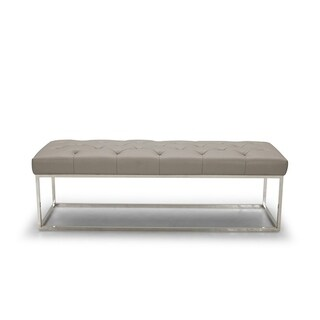 Chelsea Lux Bench Grey