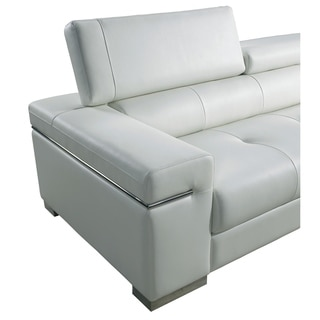 Soho White Chair