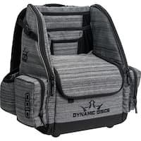 Dynamic Discs Commander Backpack Disc Golf Bag (Black Noise)