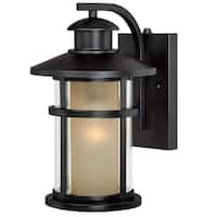 "Vaxcel Cadiz 8"" Outdoor Wall Light Oil Rubbed Bronze"