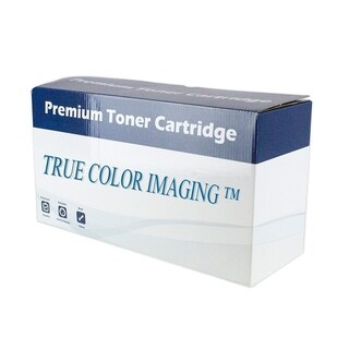 TRUE COLOR IMAGING Compatible Black Toner Cartridge For HP 36A, CB436A, 2K Yield