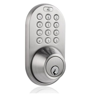 Electronic Keyless Entry Touchpad Deadbolt Door Lock (4 options available)