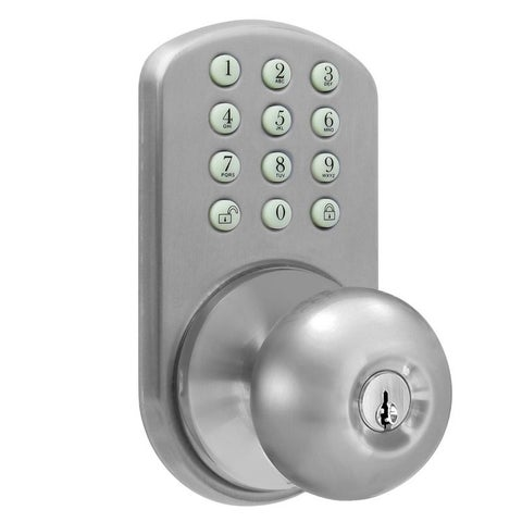Digital Door Lock with Electronic Keypad