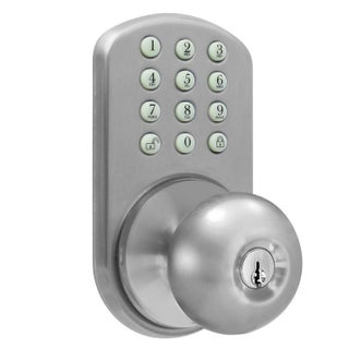 Digital Door Lock with Electronic Keypad