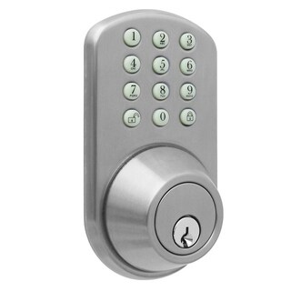 MiLocks Digital Deadbolt Door Lock with Electronic Keypad