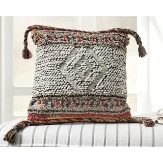 Fariel Multi-Color Boho Throw Pillow