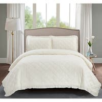 Wonder Home Neville 3PC Cotton Quilt set