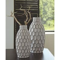 Signature Design by Ashley Dionna Set of 2 Vases