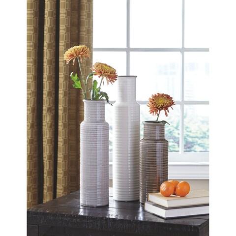 Signature Design by Ashley Deus Set of 3 Vases