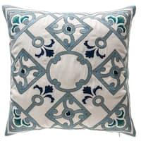 Bombay® Outdoors Shinto Lattice Outdoor Square Pillow