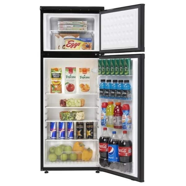 Shop Danby 7.3 cu. ft. Apartment Size Refrigerator - Free ...