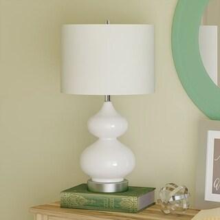 Katrin table lamp in white