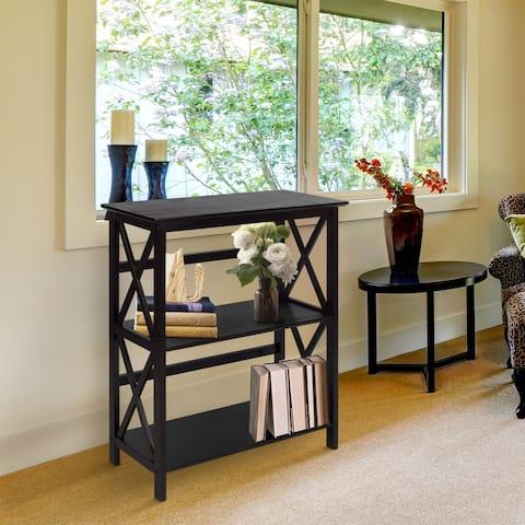 Copper Grove Jaborosa 3-tier Bookcase