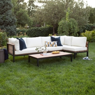 Phenomenal Shop Glitz 5 Piece Outdoor Furniture Set Free Shipping Download Free Architecture Designs Jebrpmadebymaigaardcom